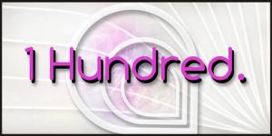1 Hundred. Logo 2_1